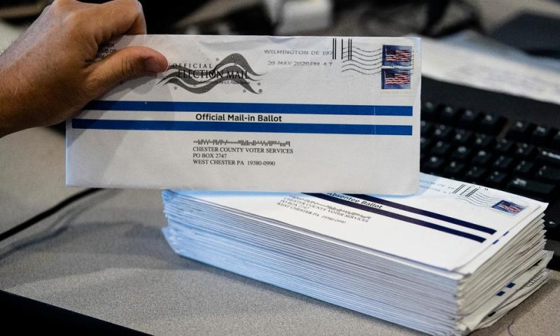Post Office Warns States Across US About Mail Voting