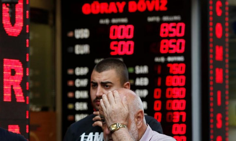 Turkish Currency Hits All-Time Low Amid Market Jitters