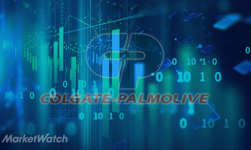 Colgate-Palmolive Co. stock outperforms competitors despite losses on the day