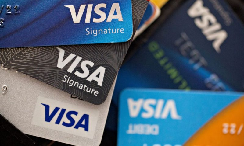 Visa Inc. (V) and Sprott Physical Gold and Silver Trust (CEF)