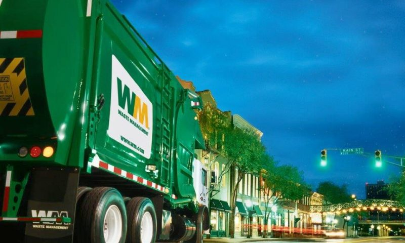 Waste Management Inc. (WM) and Amkor Technology Inc. (AMKR)