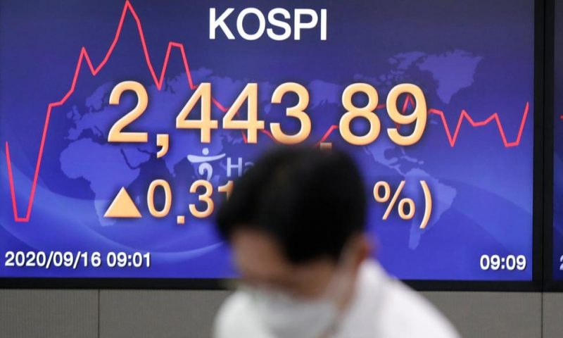 World Shares Mixed, US Futures Gain Ahead of Fed Statement