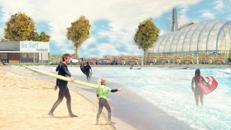 Southport plan for 'world-class' surfing pool unveiled