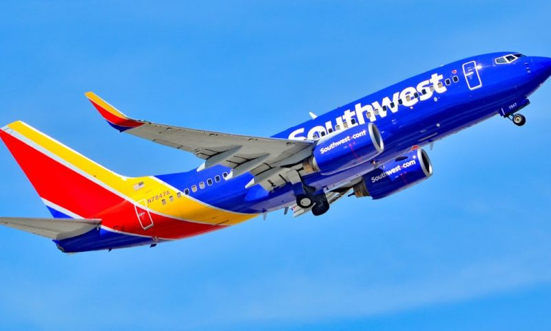 Southwest Airlines Co. (LUV) and The GEO Group Inc. (GEO)