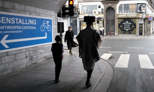 Europe's Jewish population has dropped 60% in last 50 years