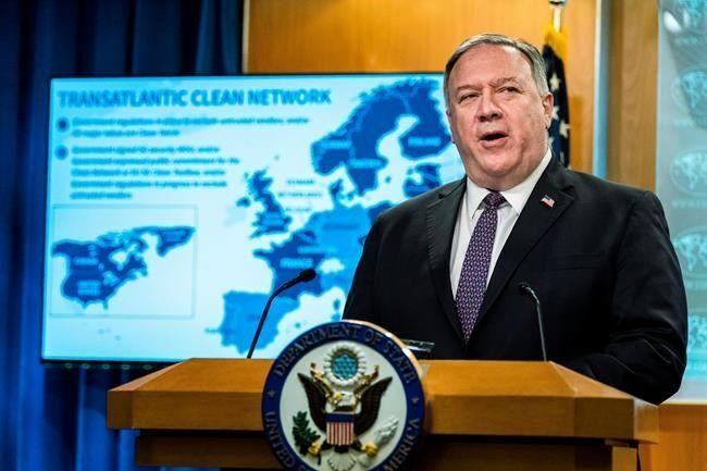 US hits Chinese media with new restrictions, upping tensions