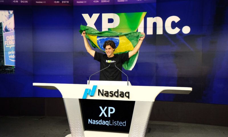 XP Inc. (XP) and Oracle Corporation (ORCL)