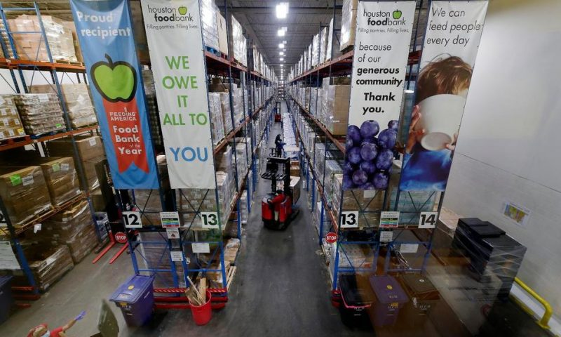 Feeding Houston's Hungry: 1M Pounds of Food Daily for Needy