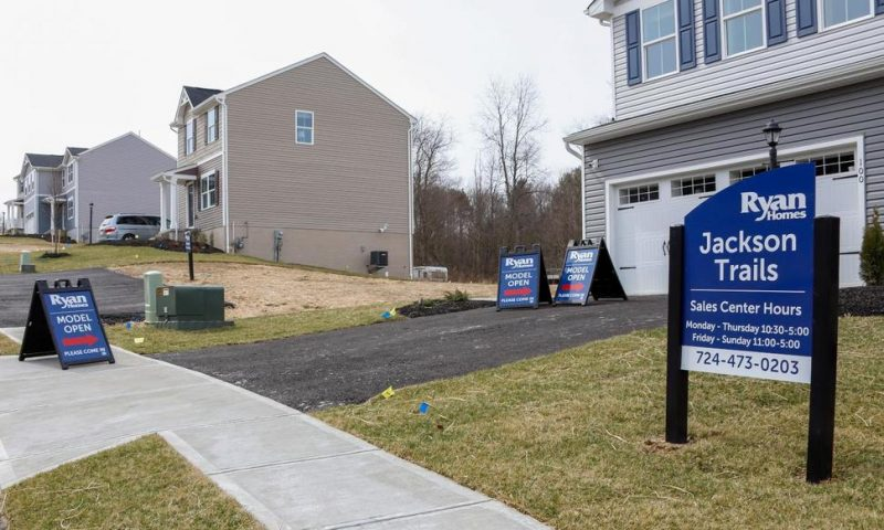 Sept. New Home Sales Fall 3.5%, After Strong Summer Season