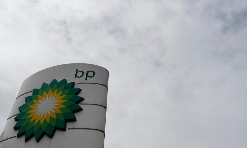 BP Reports 3Q Earnings Plunge Amid Falling Demand