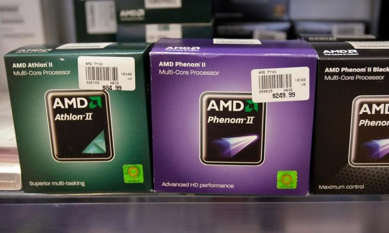 AMD Buying Xilinx in All-Stock Deal Valued at $35B