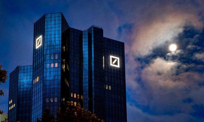 Deutsche Bank's Return to Financial Health Persists Into Q3
