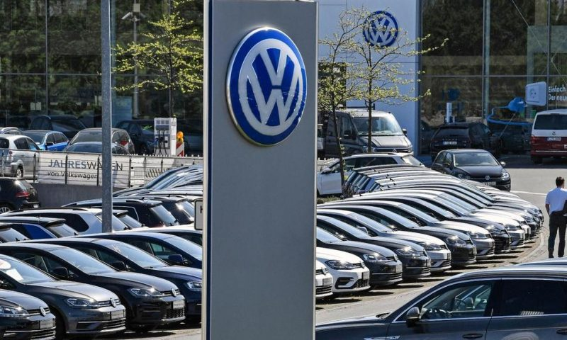 Volkswagen Returns to Profit as Global Auto Markets Recover