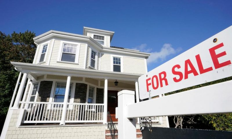 US Long-Term Mortgage Rates Fall to Low; 30-Year at 2.81%