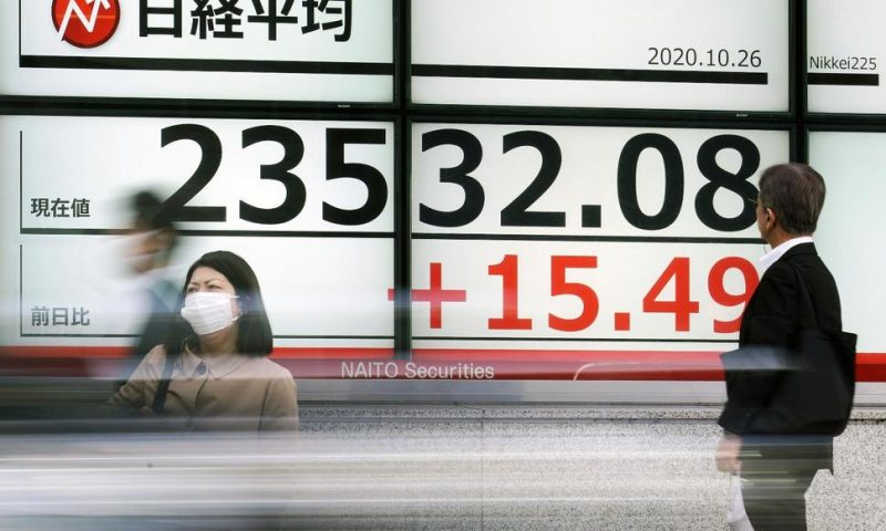 Asian Shares Little Changed on Uncertainty Over US Election