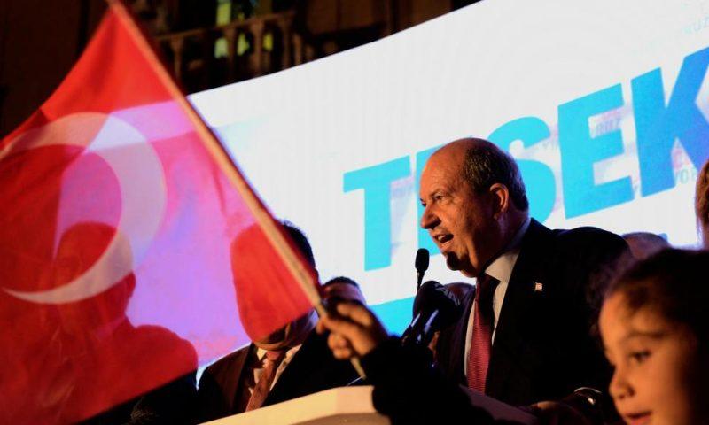 Hardliner Wins Turkish Cypriot Leadership Election