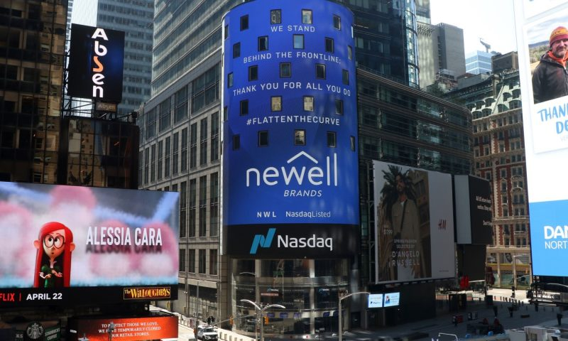 Newell Brands Inc. (NWL) and Discovery Inc. (DISCK)