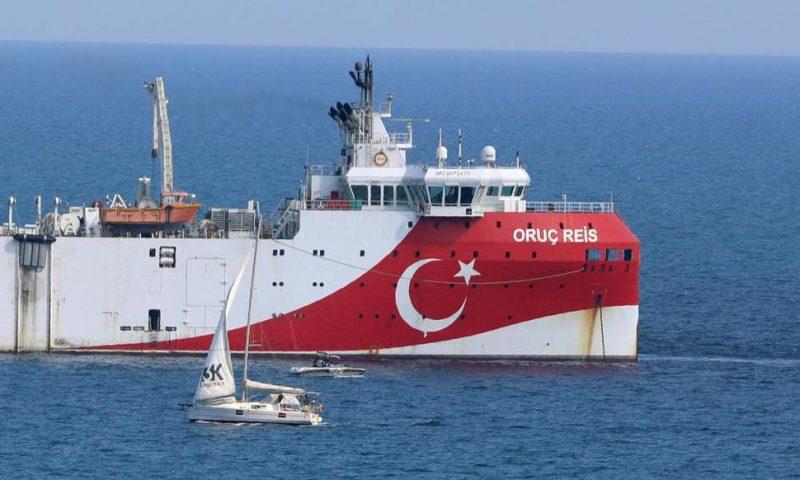 NATO Chief Says Greece, Turkey Agree to Cancel War Games