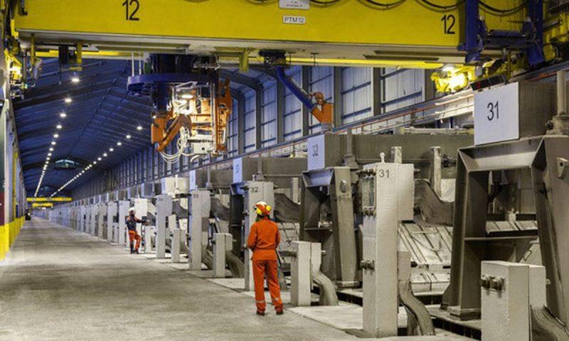 Century Aluminum Company (CENX) and SEI Investments Company (SEIC)