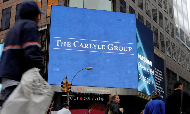 The Carlyle Group Inc. (CG) and AMC Networks Inc. (AMCX)