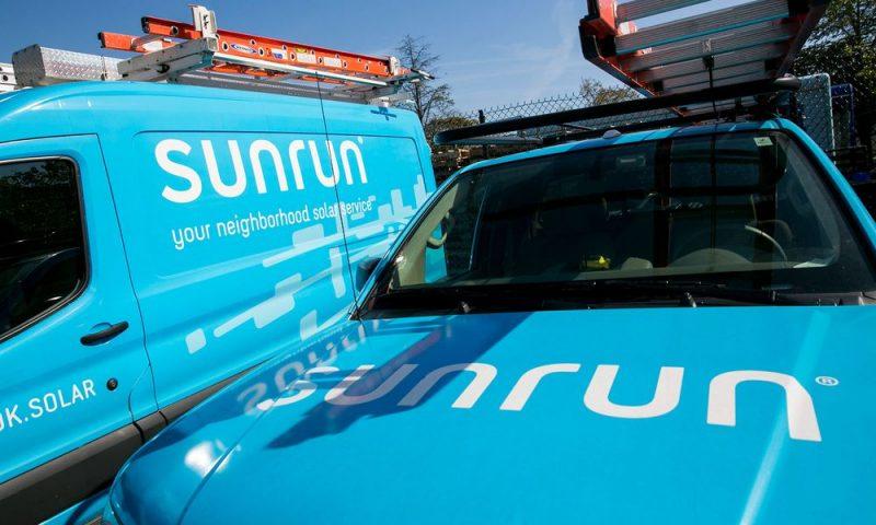 Sunrun Inc. (RUN) Soars 2.46%