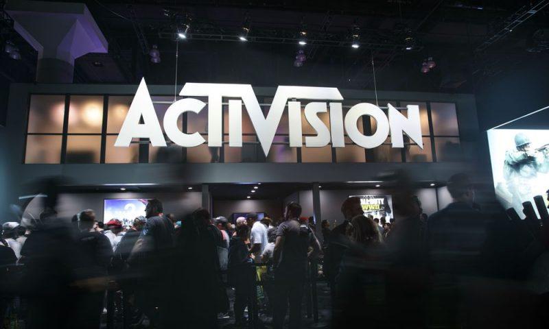 Activision Blizzard Inc (ATVI) Rises 1.7%