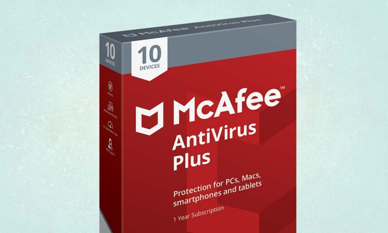 McAfee breaks even in first earnings report since IPO