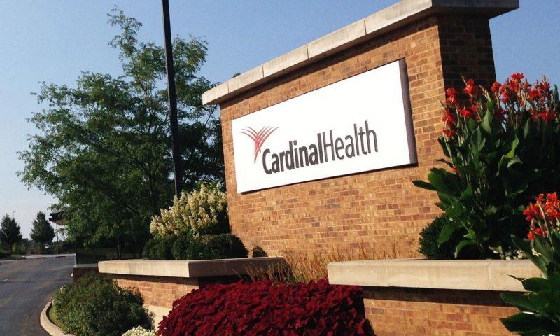Vishay Intertechnology Inc. (VSH) and Cardinal Health Inc. (CAH)