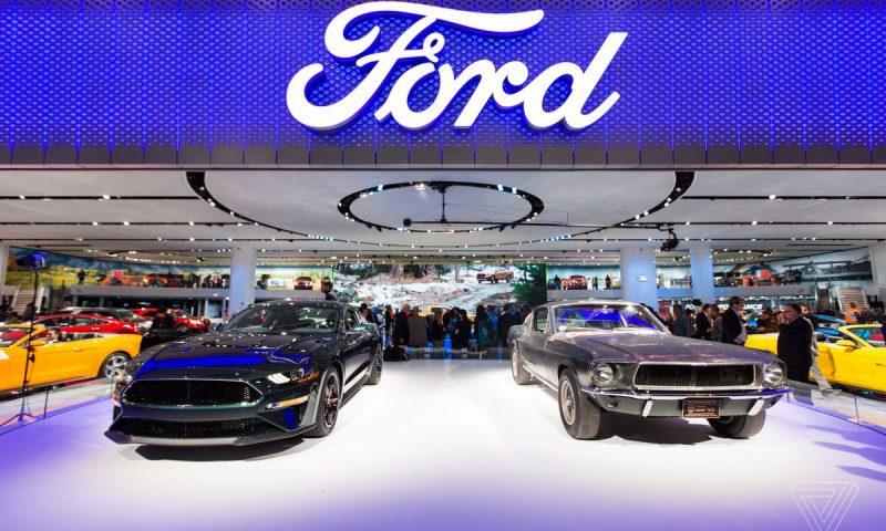 Ford Motor Company (F) and Cirrus Logic Inc. (CRUS)