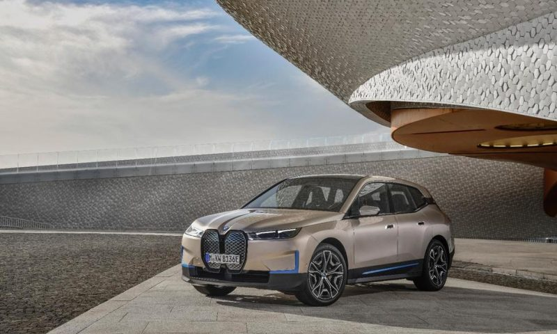 New BMW Has Classic Grille – but for Sensors, Not Airflow