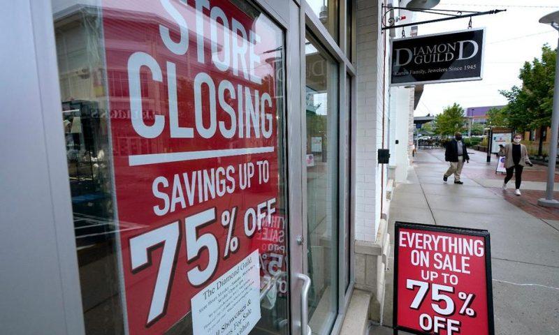 US Job Openings Rise Slightly in September, Hiring Slips