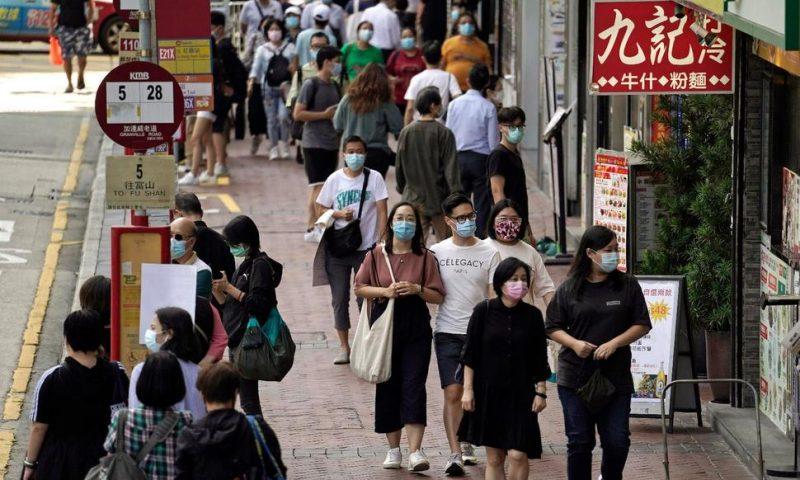 Singapore-Hong Kong Air Travel Bubble Postponed