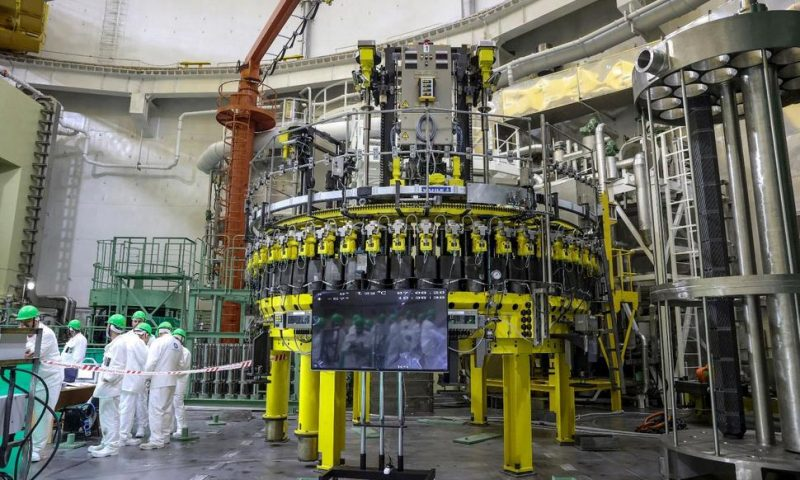 Belarus Cranks up 1st Nuclear Plant; Lithuania Is Fearful