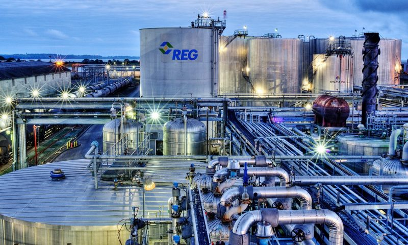 Renewable Energy Group Inc. (REGI) Soars 5.83%