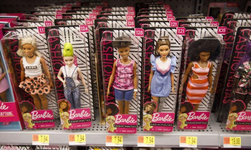 Mattel Inc. (MAT) Rises 3.84%