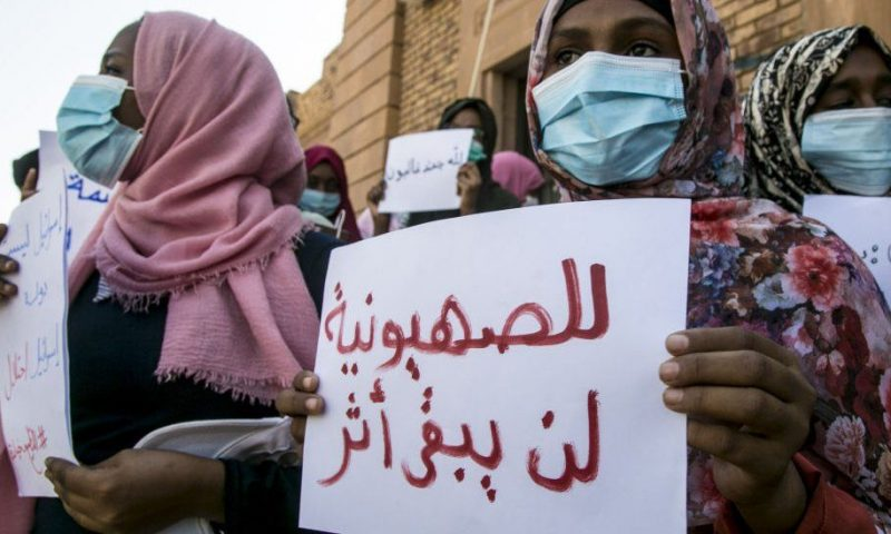 Sudan-Israel deal fuels migrants' fears