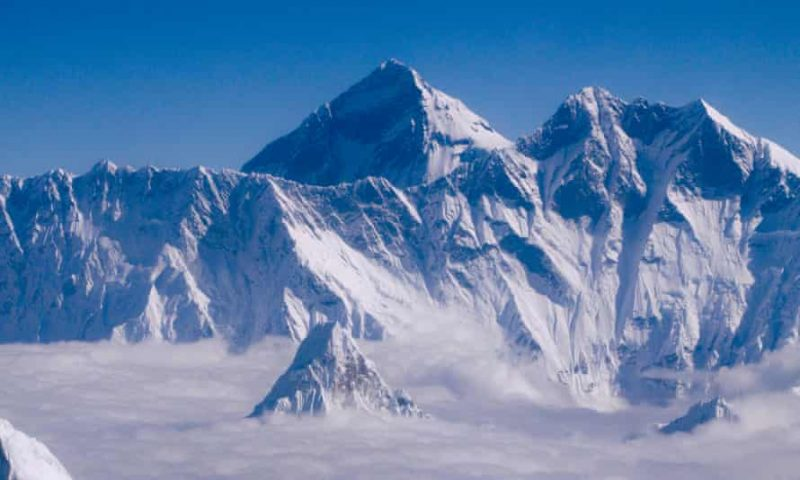 Mount Everest: China and Nepal agree on new, taller height