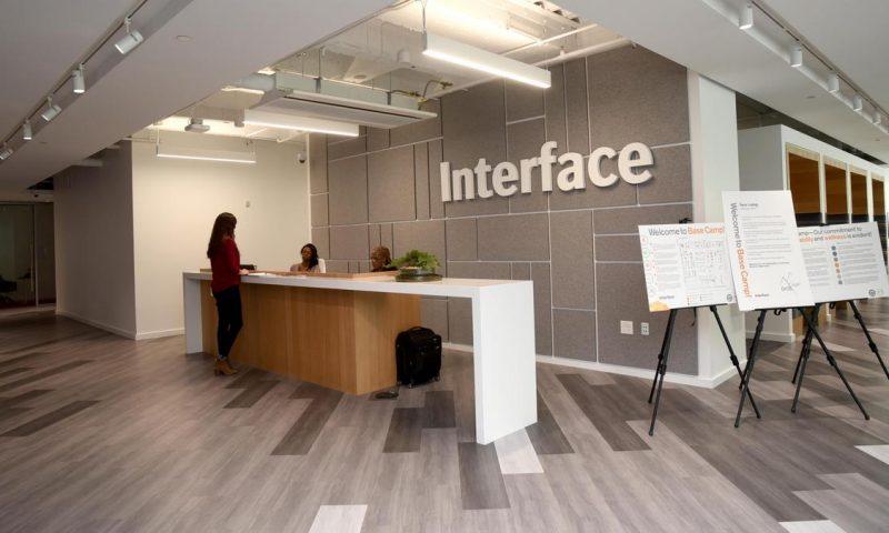 Interface Inc. (TILE) Soars 1.81%