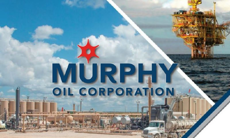 Murphy Oil Corporation (MUR) Rises 1.31%
