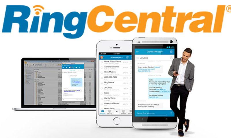 Ringcentral Inc. Class A (RNG) Soars 4.91%