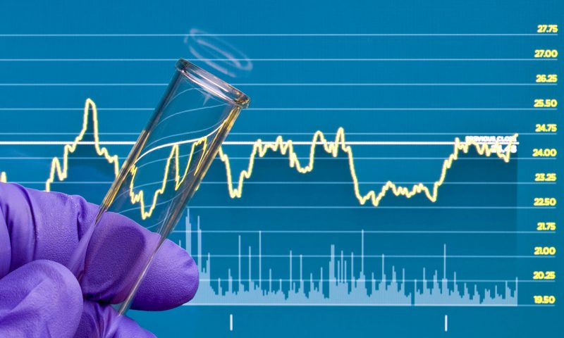 Arrowhead Pharmaceuticals Inc. (ARWR) Soars 3.32%