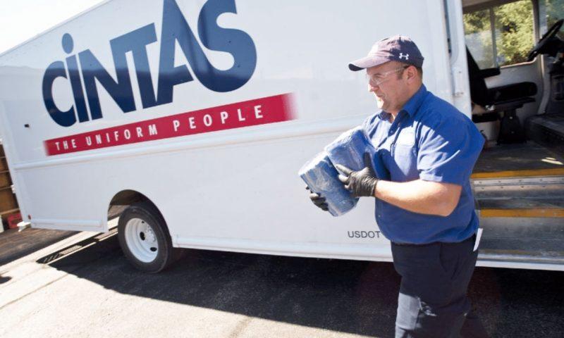 Cintas stock gains after profit, revenue beat expectations