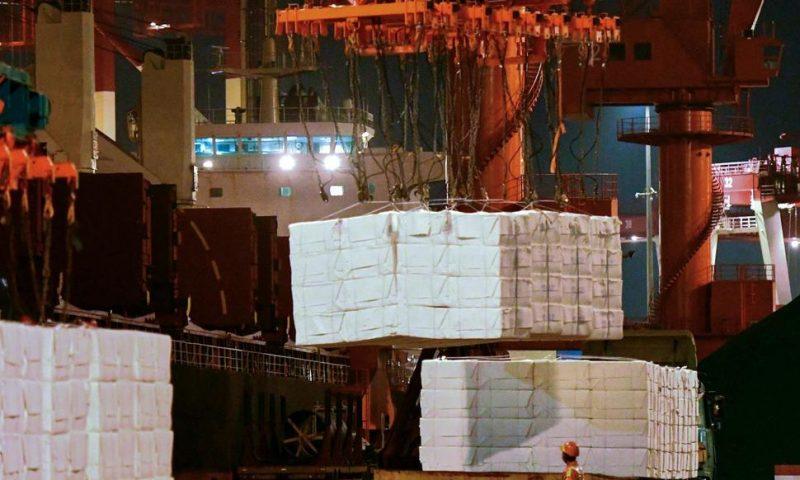 China Trade Surplus Hits Record $75B as Nov Exports Soar