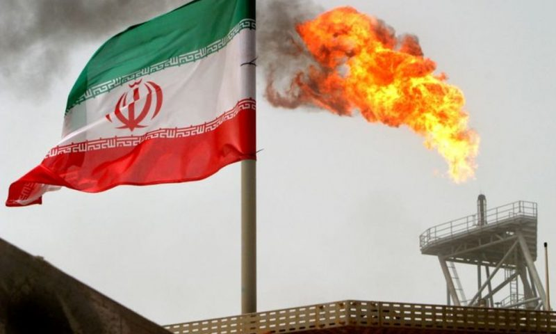 Iran Mostly Contains Fire After Southwest Oil Pipeline Spill