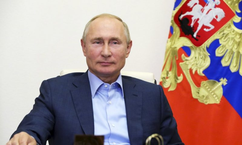 Putin Congratulates Biden on Victory as Tensions Rise Over Cyberattack