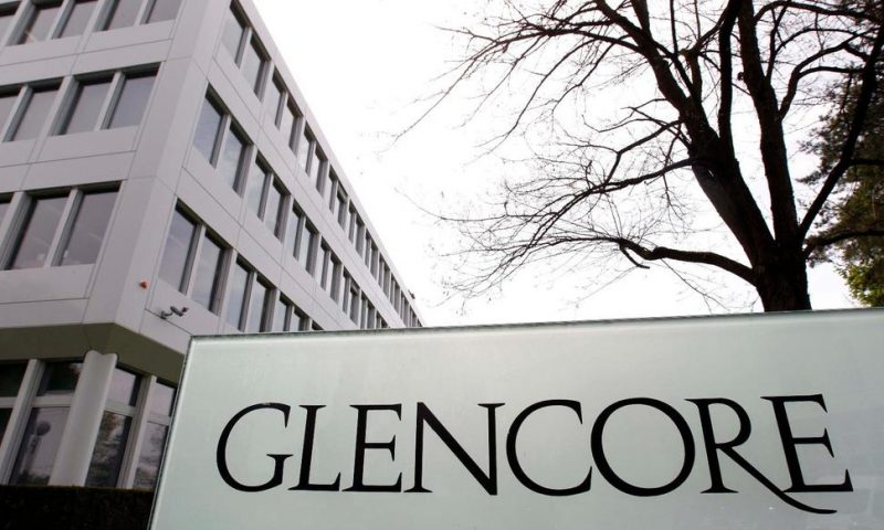 Mining Giant Glencore Lays Out Climate Plan as CEO Retires
