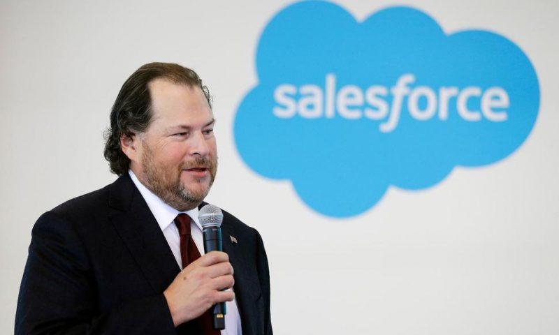 Salesforce Buying Work-Chat Service Slack for $27.7 Billion