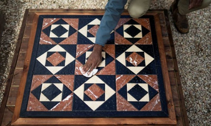 Archaeologists Recreate Tiles of Temple Where Jesus Walked