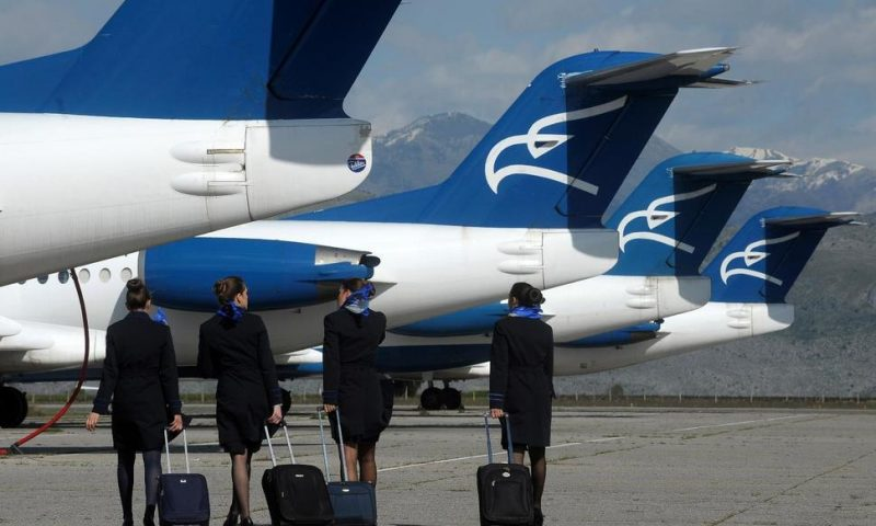 Montenegro's Indebted State Airline Ceases Operations