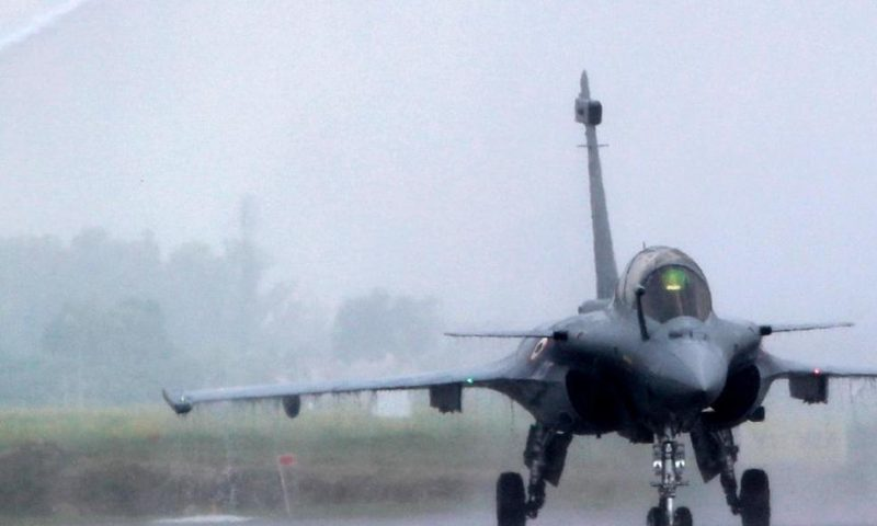 Greece: French-Made Jets, Upgrades Will Cost $2.8 Billion